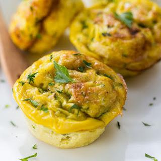 Breakfast Egg & Veggie Muffins.