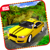 Off-Road Mountain Taxi Driver 3D Simulation Games