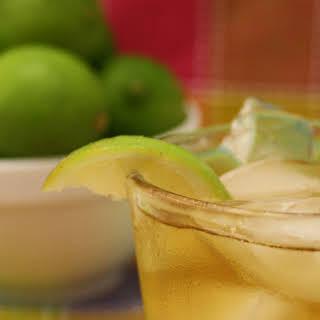 Lime Sweet Tea.