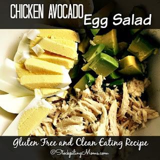 Chicken Avocado Egg Salad Recipes