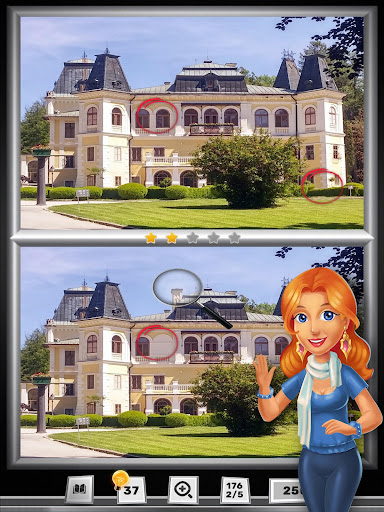 Find the Difference Mansion: Seek and spot it!  screenshots 16