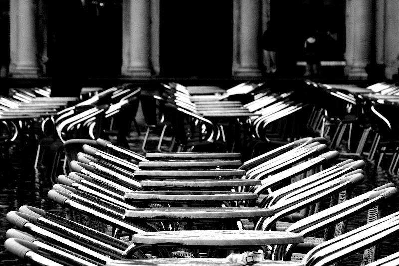 Tavolini in piazza di Andrea F