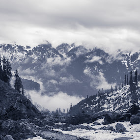 gb the traveler photographer  by Gaurav Bhave - Digital Art Places