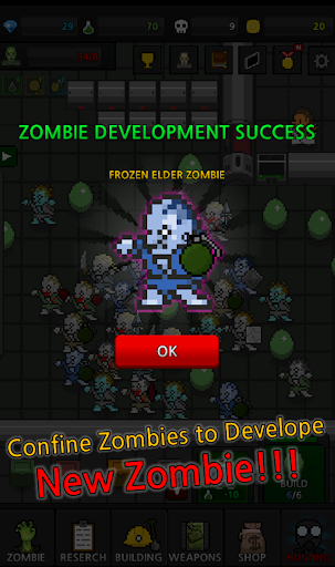 Grow Zombie VIP - Merge Zombies 36.1.2 screenshots 17