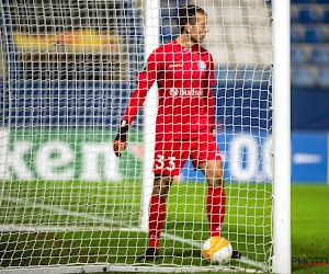 Zoveelste tegenslag voor AA Gent: doelman test positief op COVID-19; tiener staat voor debuut in Europa League