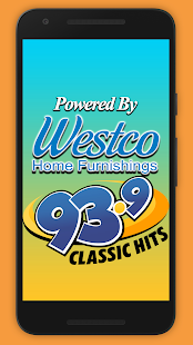 Classic Hits 93.9- screenshot thumbnail