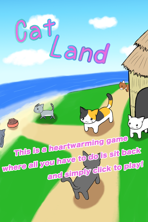 Cat Land- screenshot