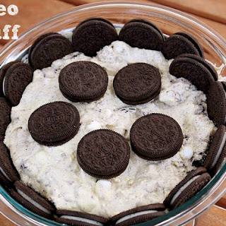 Oreo Fluff Quick Easy Dessert! Recipe