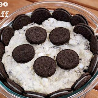 Oreo Fluff Quick Easy Dessert! Recipe