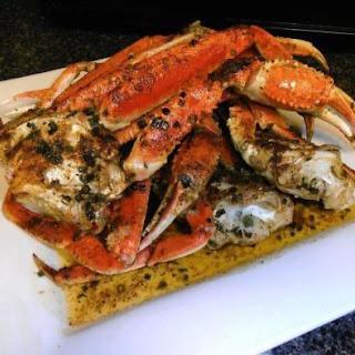 Garlic Crab Juice Recipes