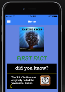 Download Complete Amazing Fact APP For PC Windows and Mac apk screenshot 1