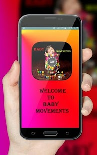 Baby movements GIFS - náhled