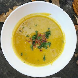 Slow Cooker Butternut Squash Soup.