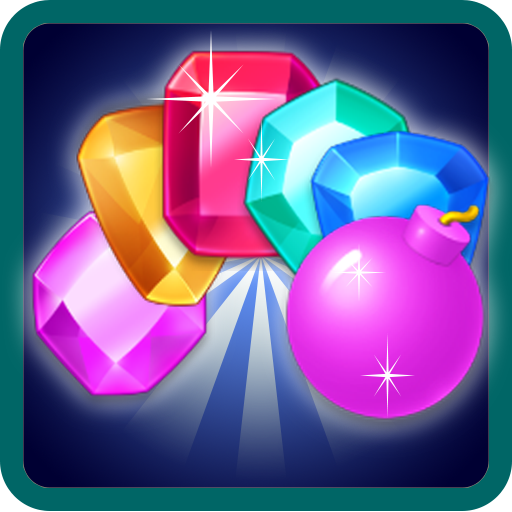 Pirate Treasur Jewels Jewel Matching Blast (game)
