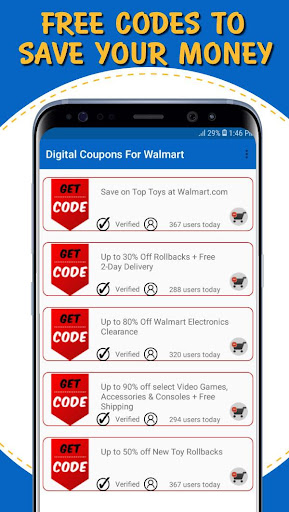 Download Digital Coupons For Walmart Free For Android Digital Coupons For Walmart Apk Download Steprimo Com