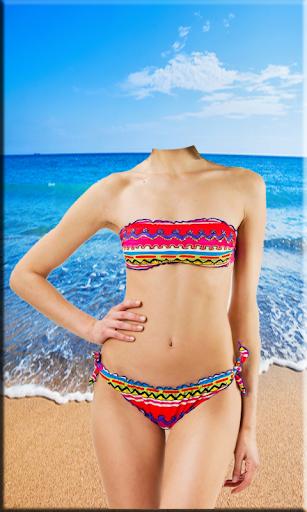 Bikini Photo Suit