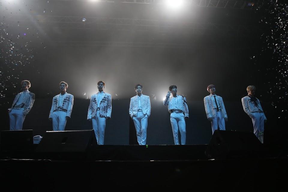 MONSTA X HK Concert 3