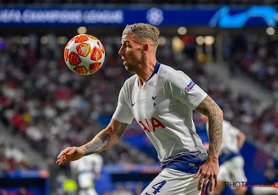 Tottenham envisage de céder Alderweireld à un grand club italien, mais a une idée derrière la tête