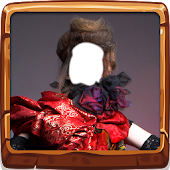Woman Costume Photo Montage