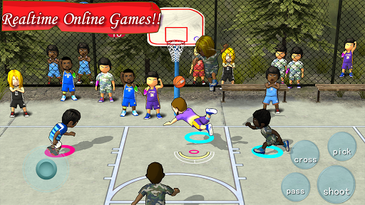Street Basketball Association 3.1.6 screenshots 12