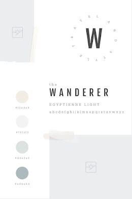 Wanderer Brand Blank - Brand Board item