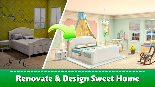 Sweet Home - Design Home Game 1.0.9 de.gamequotes.net 4