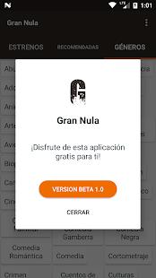 Gran Nula - náhled