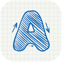 Alphabet Handwriting for Kids icon