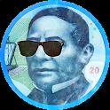 20 pesos icon