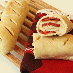Rolls Stuffed with Chorizo