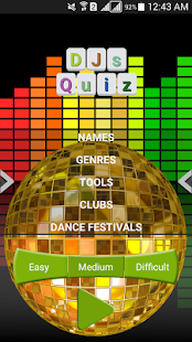 DJs Quiz- screenshot thumbnail