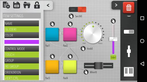Augmented MIDI
