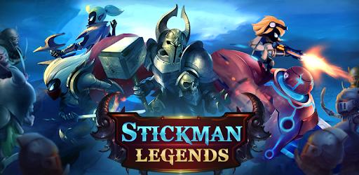 Stickman Legends - Ninja Warriors: Shadow War for PC