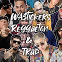 Stickers Reggaeton & Trap (WAStickers) icon