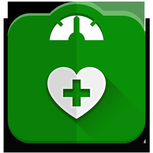 体重指数计算器 健康 App LOGO-硬是要APP