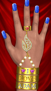 salon šperky - náhled