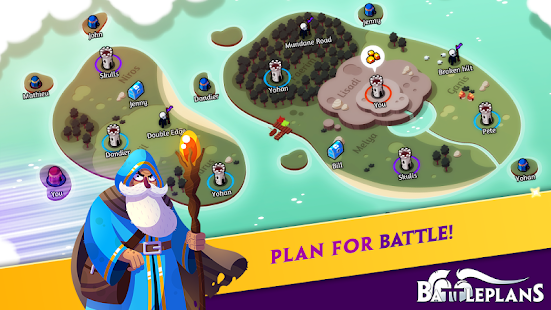 Battleplans Screenshot