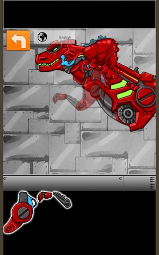 Transform Dino Robot - General Mobilization  screenshots 11