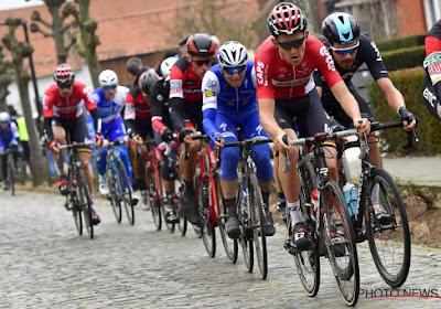 """Lotto Soudal-Belg lijkt klaar voor klassiekers: """"Buiten Sagan eindigden geen concurrenten voor mij"""""""