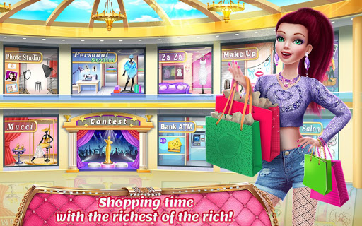Rich Girl Mall - Shopping Game 1.2.0 screenshots 9