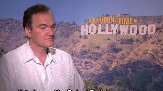 """Tarantino: """"Quiero visitar Almería sea como sea y rodar allí mi propio western"""""""