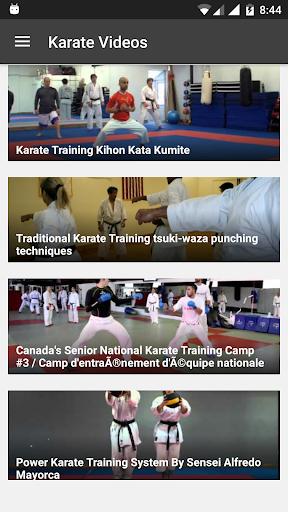玩免費運動APP|下載Karate Videos app不用錢|硬是要APP