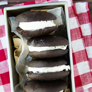 Classic Chocolate Whoopie Pies