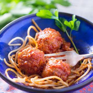 Best Italian Style Turkey Meatballs.