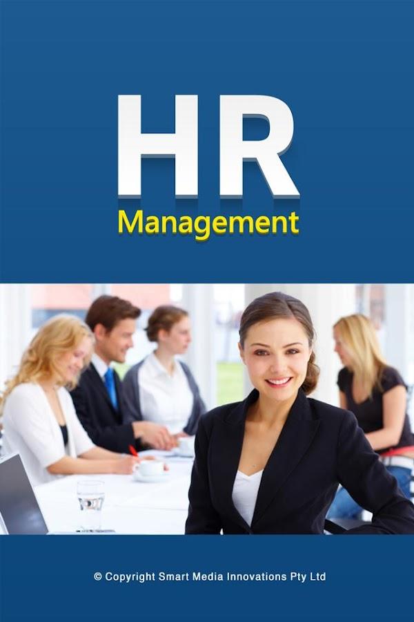 HR Management- screenshot