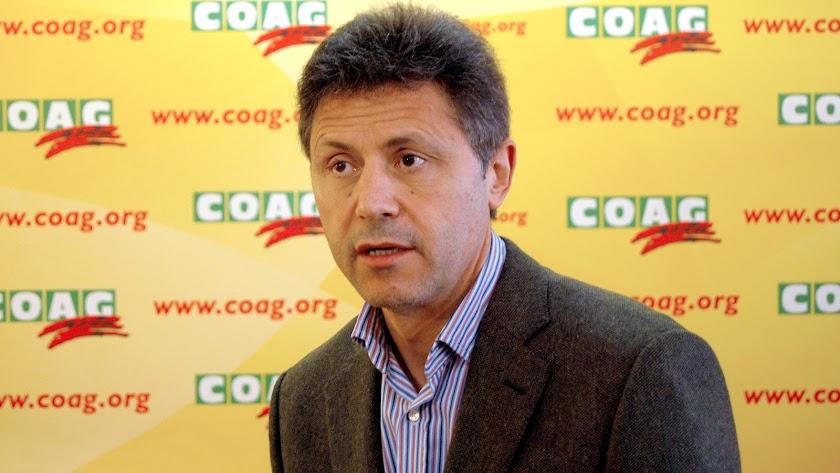 Miguel Blanco, Secretario General de COAG.