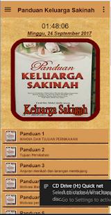 Panduan Keluarga Sakinah - náhled