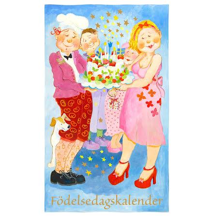 Födelsedagskalender, Birgitta Lindeblad
