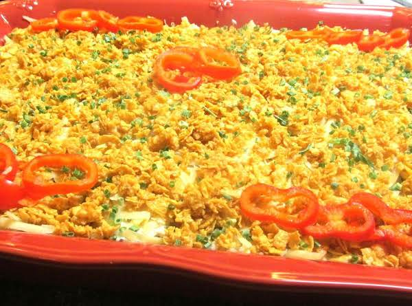5 Cheese Russet Potato Casserole Recipe
