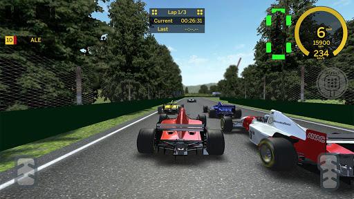 Formula Classic - 90's Racing 1.1 screenshots 7